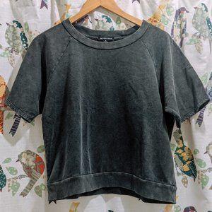 Beyond Yoga Vintage Wash Short-Sleeve Pullover